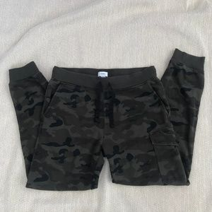 Old Navy Camouflage Sweat Pants